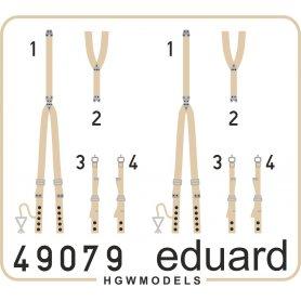 Eduard 49079 Seatbelts RAF WWII