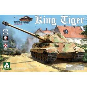 Takom 2074 Sd.Kfz 182 King Tiger Henschel Full int