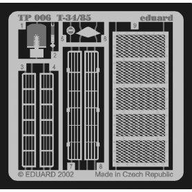 EDUARD TP006 T34/85 - TAMIYA