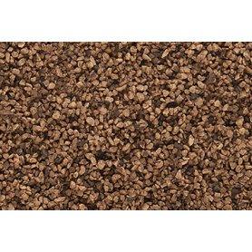 Woodland WB1379 Podsypka Średnia - Brown (Shaker 9