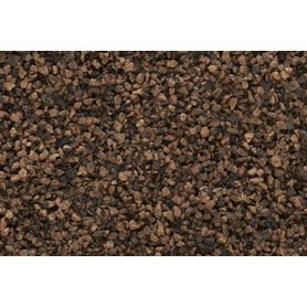 Woodland Posypka drobna w kolorze ciemnego brązu