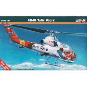 MASTERCRAFT B-01 AH-1G ARCTIC COBRA