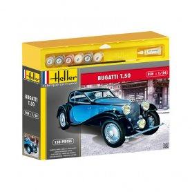 Heller 50706 Bugatti T.50 1/24