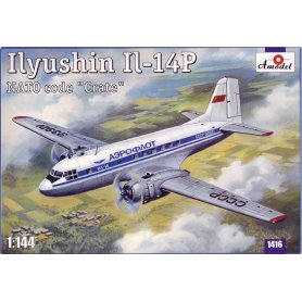 Amodel 1416 Il-14P( Nato Code Crate