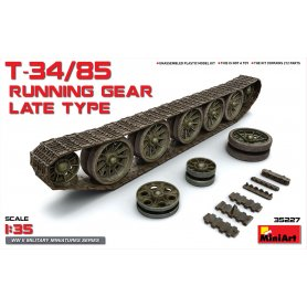 Mini Art 35227 t-34/85 Running Gear late type