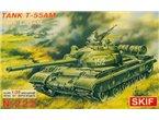 Skif 222 Czołg T-55 Am 1/35