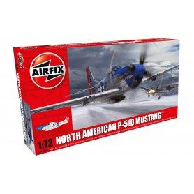 Airfix 01004A P-51D Mustang 1/72