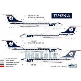 Martola 144D005 Tu-134A