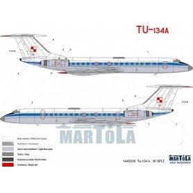 Martola 144D006 Tu-134