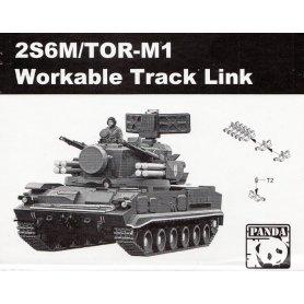 Panda TK-01 2S6M/Tor-M1- Workable track link