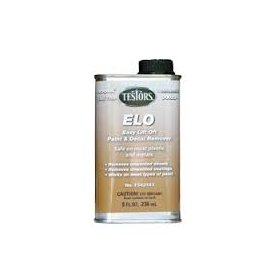 Testors 542143 Paint and Decal Remover 236 ml