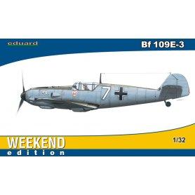 Eduard 1:32 Messerschmitt Bf-109 E-3 WEEKEND edition