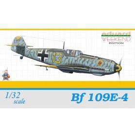 Eduard 1:32 Messerschmitt Bf-109 E-4 WEEKEND edition