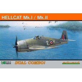 Eduard 1:48 Hellcat Mk.I / Mk.II | DUAL COMBO |