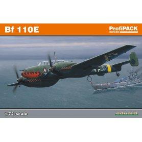 Eduard 1:72 Messerschmitt Bf-110E ProfiPACK