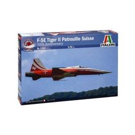 """Italeri F-5 TIGER """"PATROUILLE SUISSE"""" 50th Anniversary"""