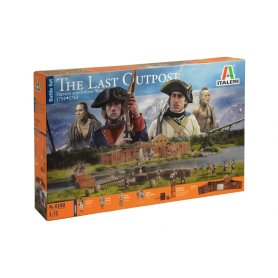 Italeri French and Indian War 1754-1763 – The Last Outpost