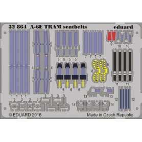Eduard 1:32 A-6E TRAM seatbelts dla Trumpeter 02250