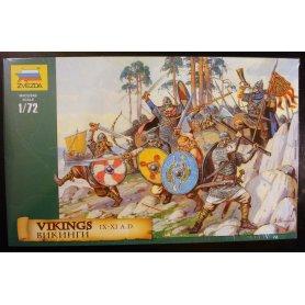 ZVEZDA 8046 VIKINGS            1/72