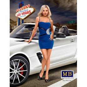 MB 1:24 Sloan Vegas Baby