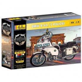 Heller 52993 Starter Set BMW R-60/5 Polizei