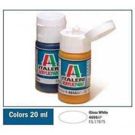 Italeri 4696 Akryl Gloss White