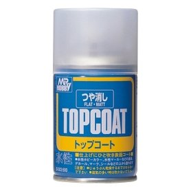 MR.TOPCOAT B503 FLAT-MATT