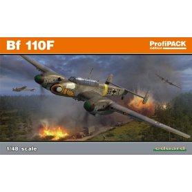 Eduard 1:48 Messerschmitt Bf-110F ProfiPACK