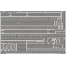 Eduard 1:350 HMS Hood part 3 railings dla Trumpeter [brak zdjęcia]