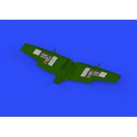 Eduard 1:72 Supermarine Spitfire Mk.XVI gun bays [brak zdjęcia]