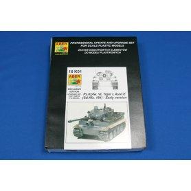 ABER 1:16 Pz Kpfw VI Tiger I Ausf E / cz 1 - Sklep