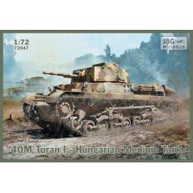 IBG 72047 40M Turan I - Hungarian Medium Tank