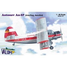 Valom 49003 Antonov An-2 ( AIRLINER )