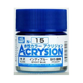 Mr. Acrysion N015 Bright Blue
