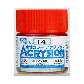 Mr. Acrysion N014 Orange