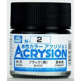 Mr. Acrysion N002 Black