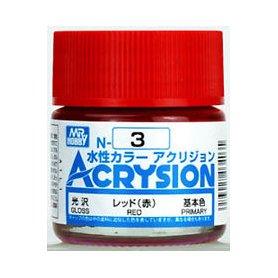 Mr. Acrysion N003 Red