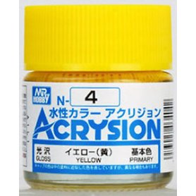 Mr. Acrysion N004 Yellow