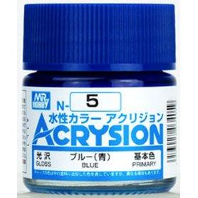 Mr. Acrysion N005 Blue