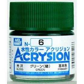 Mr. Acrysion N006 Green