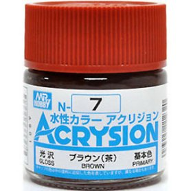 Mr. Acrysion N007 Brown