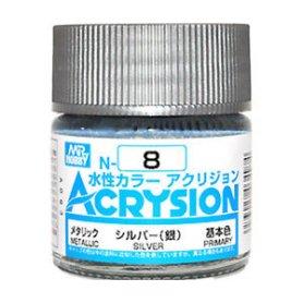 Mr. Acrysion N008 Silver
