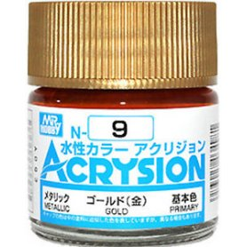 Mr. Acrysion N009 Gold