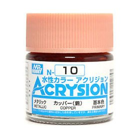 Mr. Acrysion N010 Copper