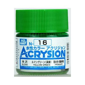 Mr. Acrysion N016 Yellow Green