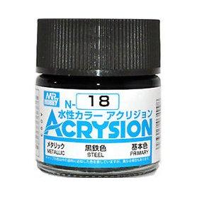 Mr. Acrysion N018 Steel