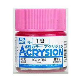 Mr. Acrysion N019 Pink