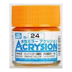 Mr. Acrysion N024 Orange Yellow