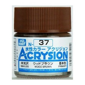 Mr. Acrysion N037 Wood Brown