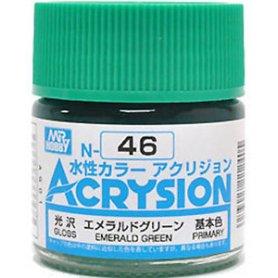 Mr. Acrysion N046 Emerald Green